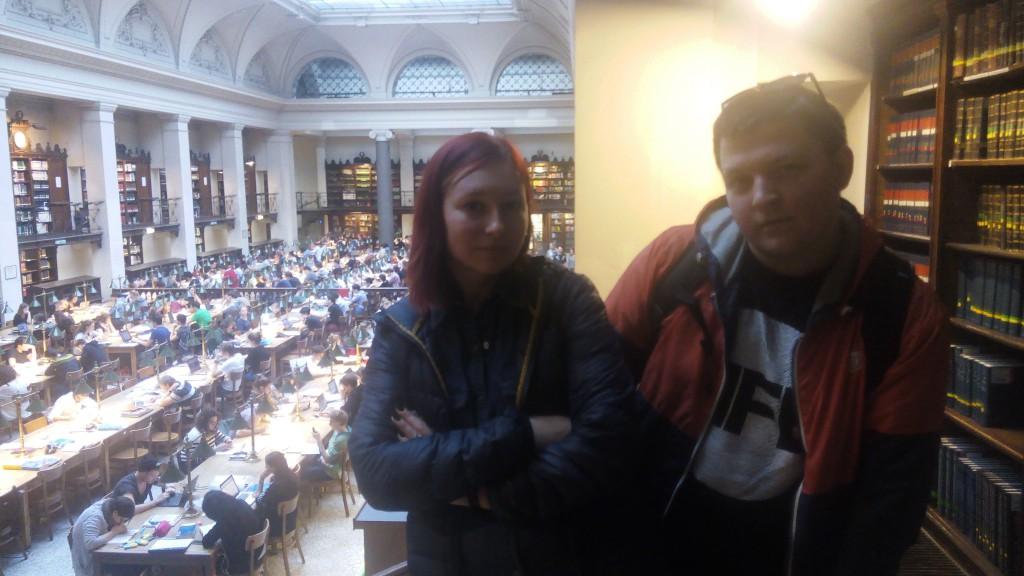 university library vienna