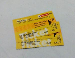 wein ticket