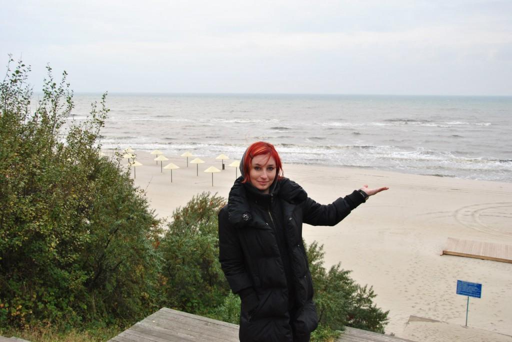 Yantarniy plyazh